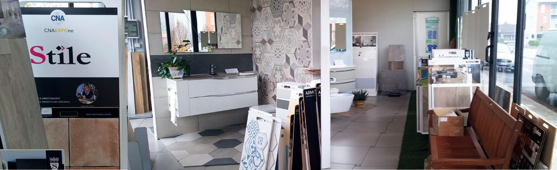 stile piastrelle e arredo bagno di mussone fulvio - biella - E Arredo Bagno